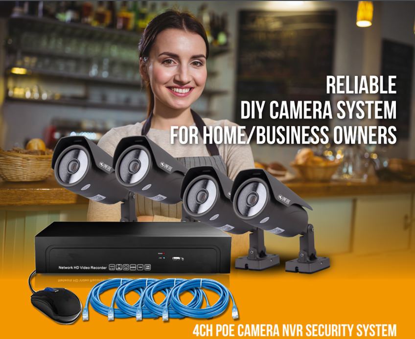 6 things you should know about PoE for IP Camera system