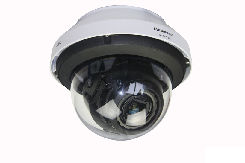 4K IP dome camera WV-SFV781LH