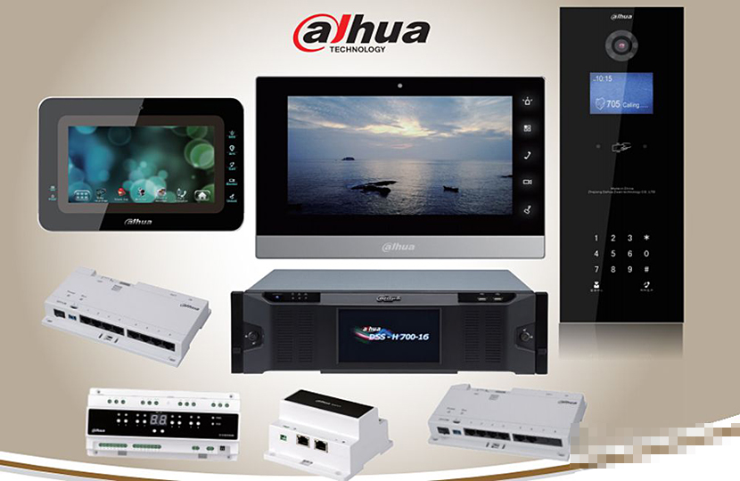 Dahua Network Video Intercom Solution