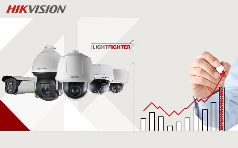 Hikvision Ranks No 1 In The Global Video Surveillance Market