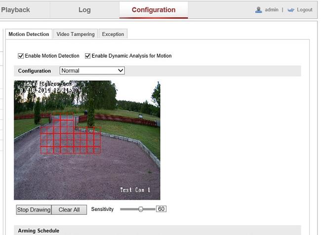 IR Bullet Network Camera: Dahua IPC-HFW4300S Hikvision DS