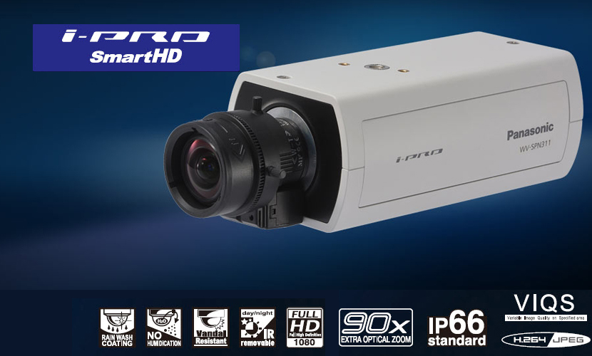 HD Network Camera Panasonic WV-SPN631