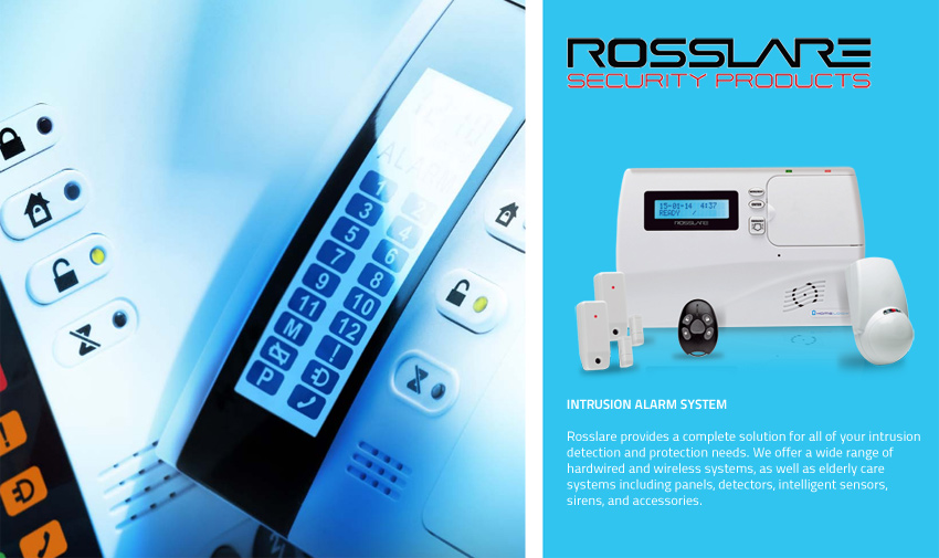 Wireless home alarm system review rosslare hlx 24t rosslare hlx 24t intrusion alarm system solutioingenieria Gallery