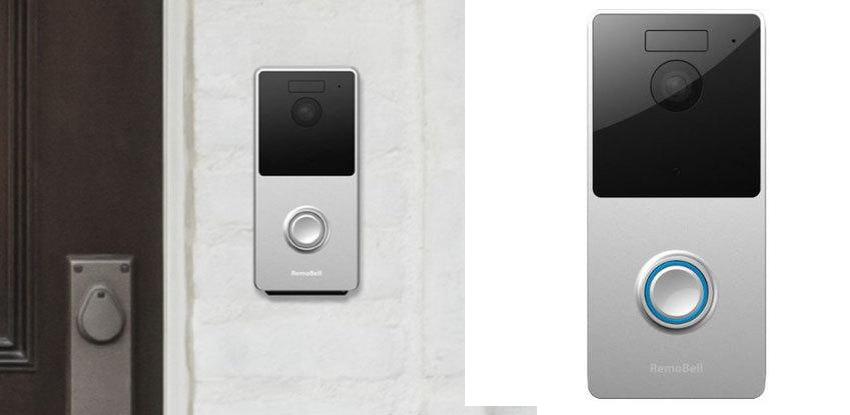 Remobell Your Smart Wifi Iot Doorbell Comes Smartphone App