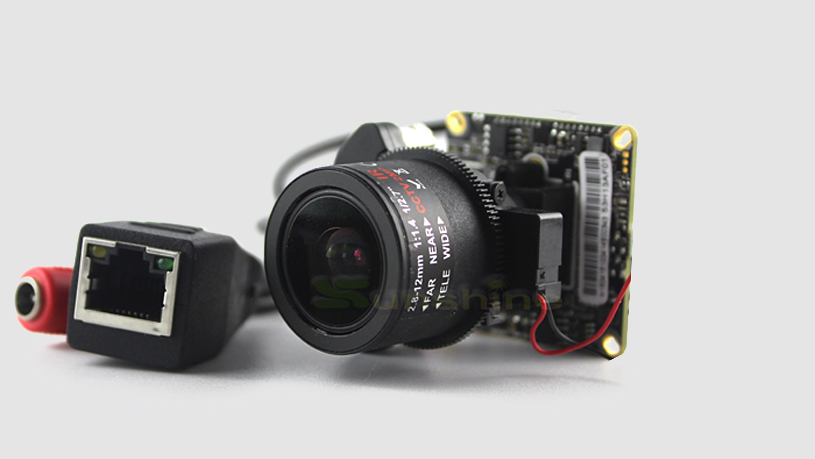 Security Camera Basics Motorized Zoom Lens Vs Manual Varifocal Lens