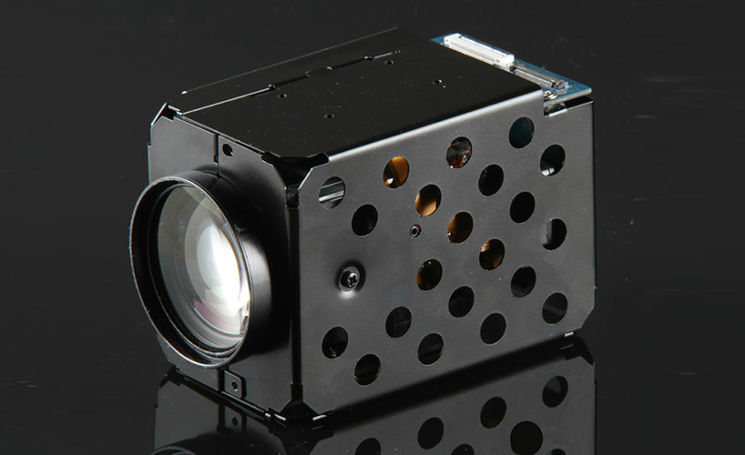 5 Megapixel 30x Optical Zoom Ip Ptz Camera Module