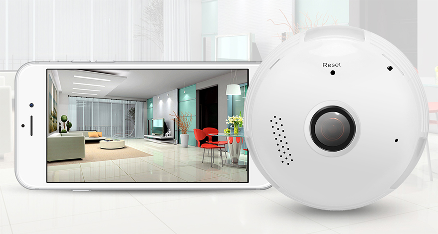 360-Degree Network Camera