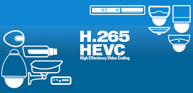 H.265 Network Camera System