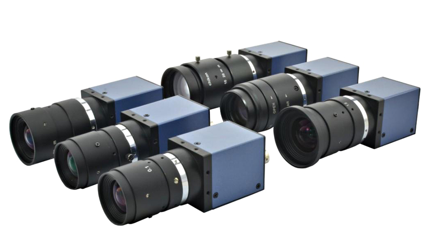 High speed HD industrial cameras