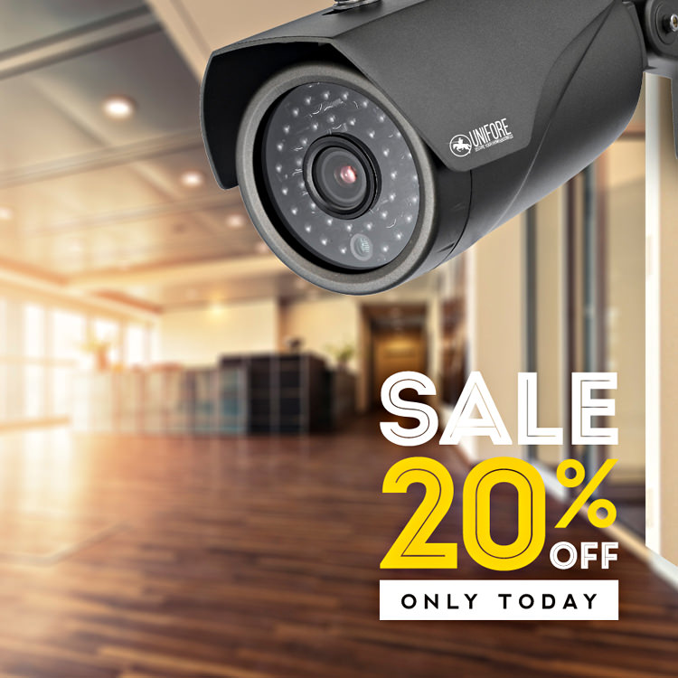 2017 Discount Offer - Network Cameras