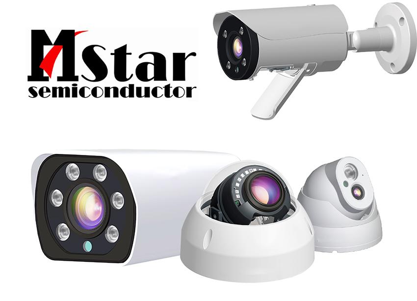MStar H 265+ Smart HD Network Cameras MSC313E MSC316DM