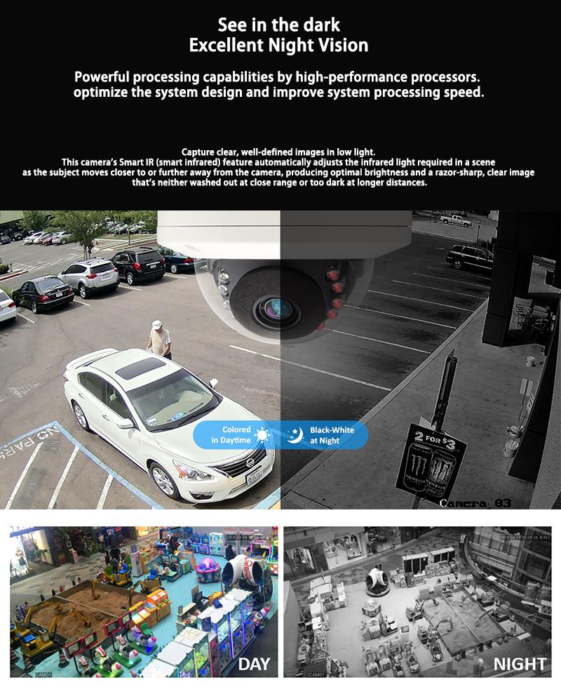 Hikvision Camera System Beeping Lp Beaded Lap Siding