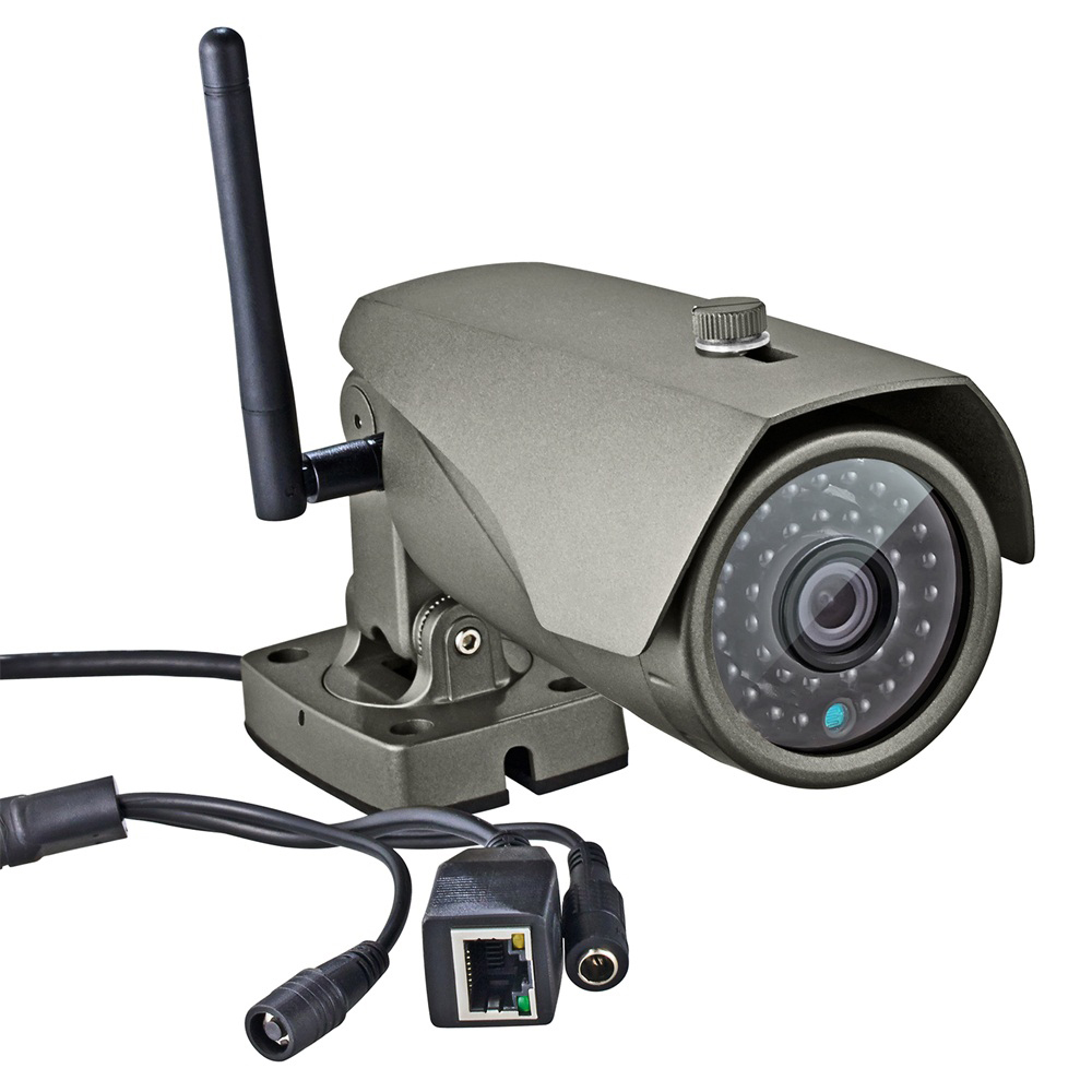 Outdoor 1080p Wireless Security Camera