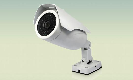 Outdoor IP HD Video Alarm Camera