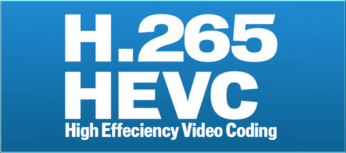 H.265 High Efficiency Video Coding