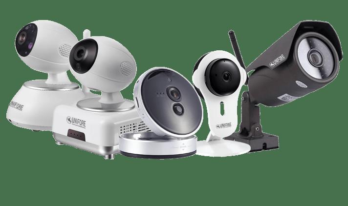 Smart WiFi Network Cameras