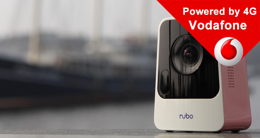 Panasonic 4G IP Camera - Nubo