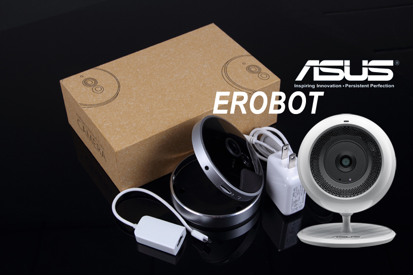 Asus aicam alternative d1000 smart wifi ip camera - Camera de surveillance factice ...