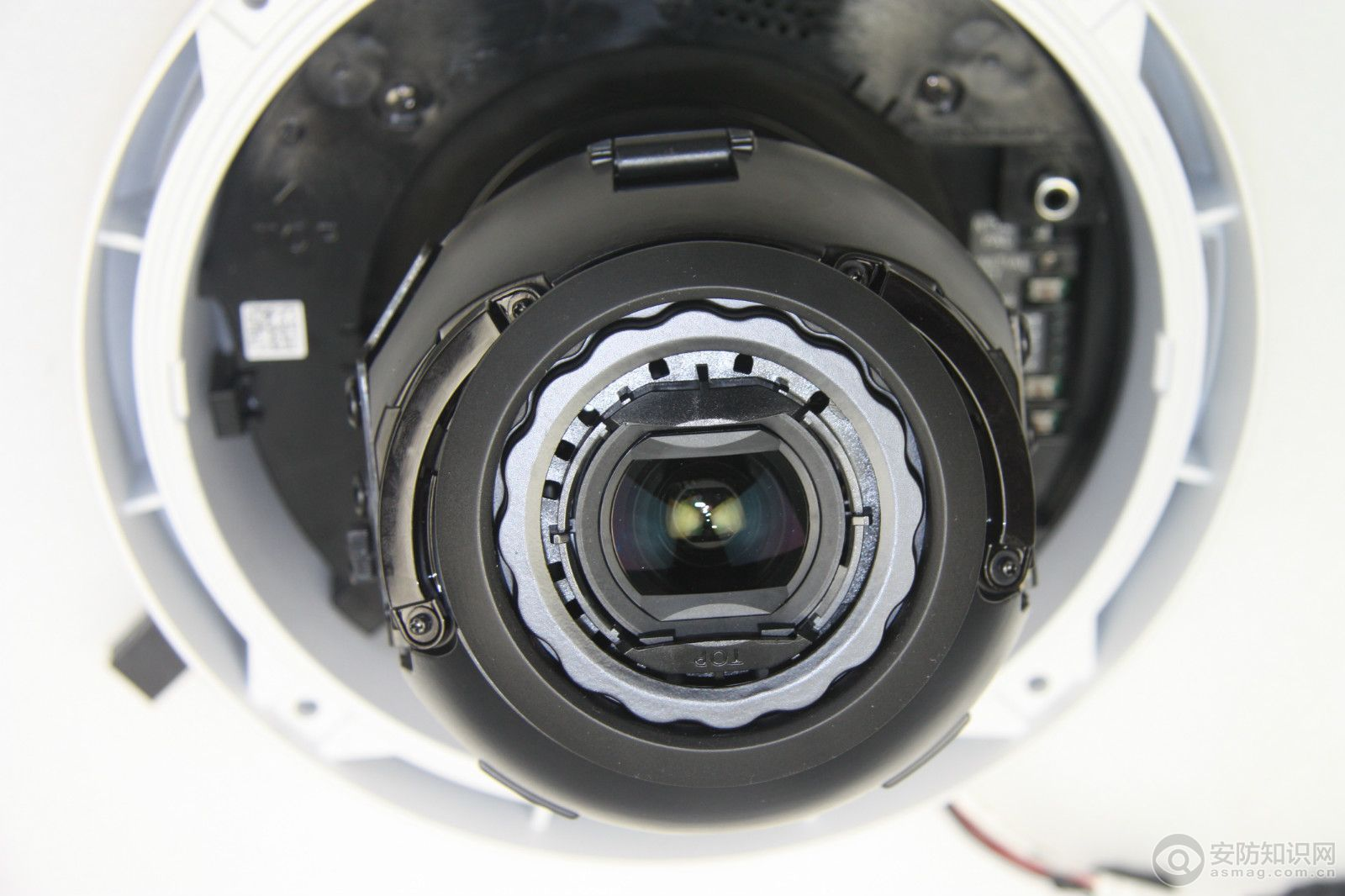 Introducing 4k Vandal Proof Ip Dome Camera Wv Sfv781lh Panasonic Ptz Wiring Diagram Block Zoom Lens