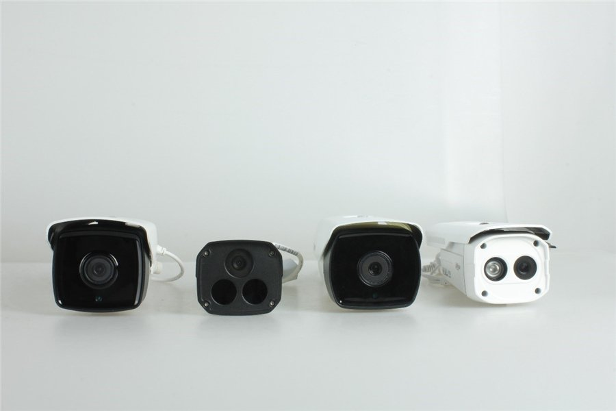 Hikvision/Uniview/Tiandy/Dahua IP Cameras Comparison