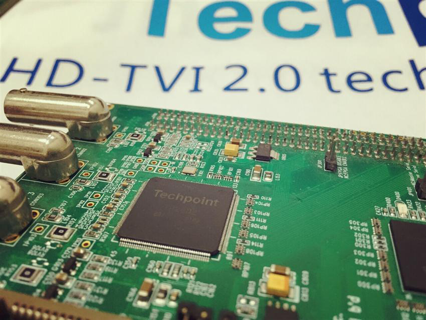 Techpoint Released Hd Tvi 2 0 Technical Specification