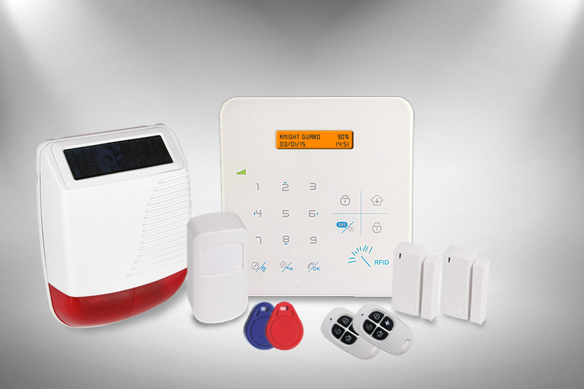Knight guard wireless security alarm system knight guard innovative alarm system solutioingenieria Image collections