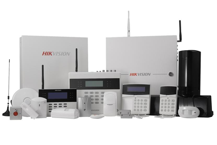 Meteoric Rise Hikvision Alarm System Product Portfolio