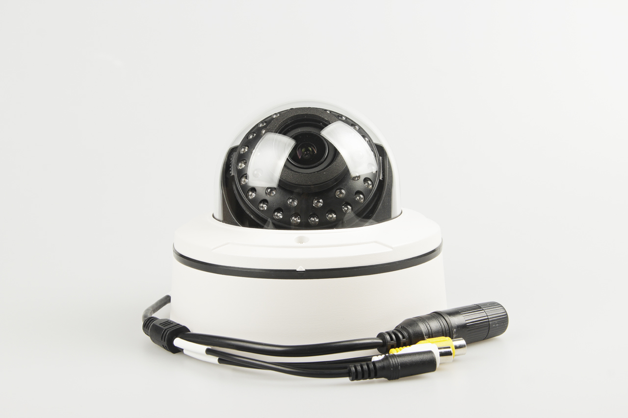 Best Outdoor 4 Megapixel Dome Camera High Quality Good Image