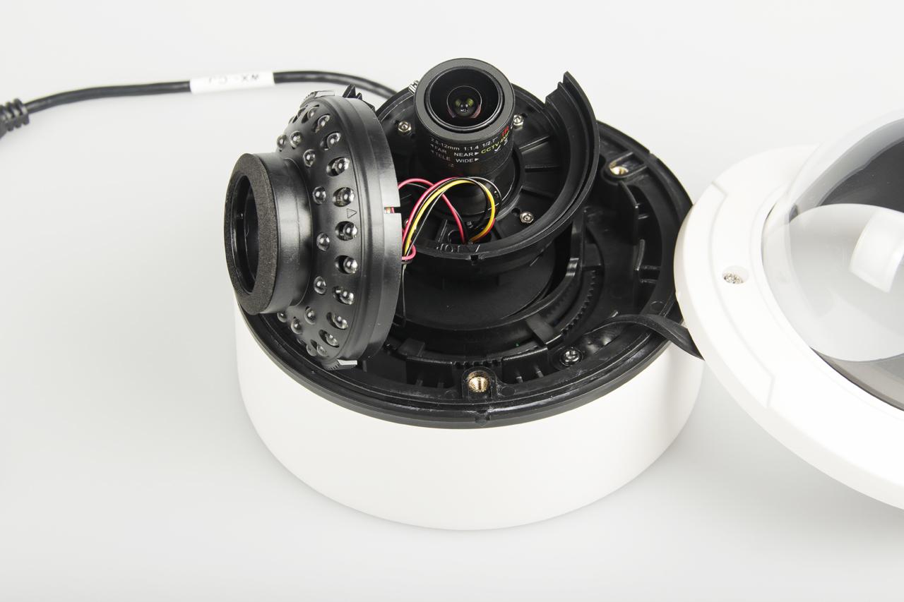 Best outdoor 4-megapixel dome camera