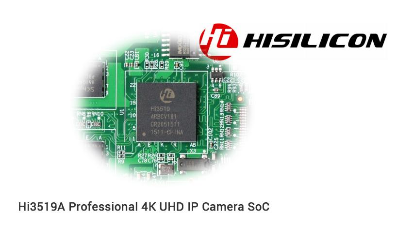 Hisilicon Hi3519 4k Soc Datasheet