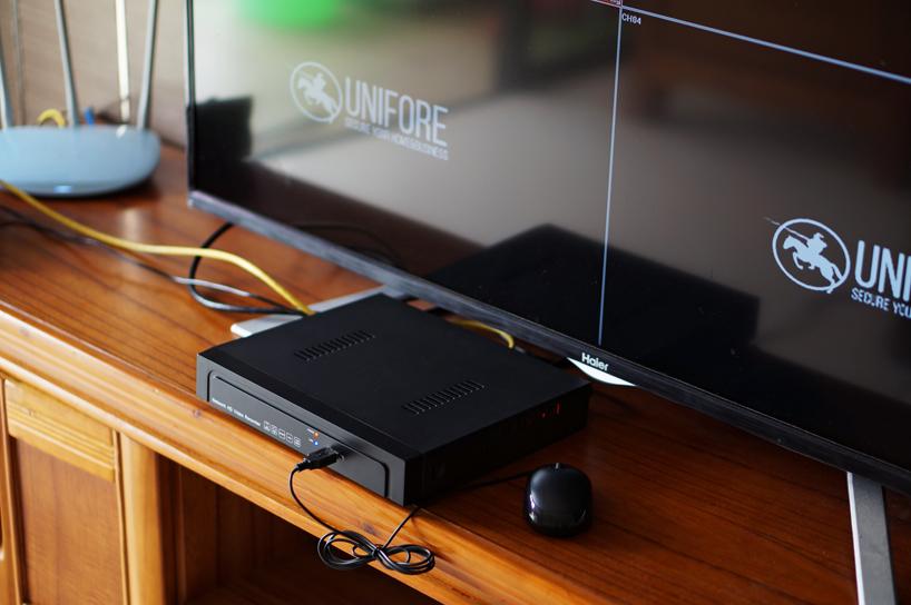 Unifore IP Camera NVR System