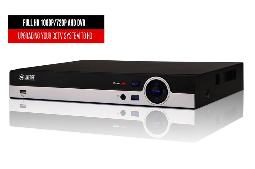 A Complete Guide to 720P/1080P AHD DVR