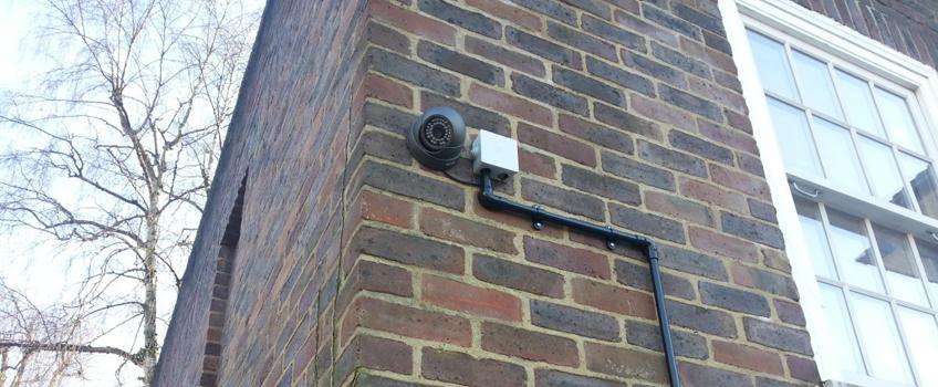 How To Install Cctv Cameras With Cat5 Utp