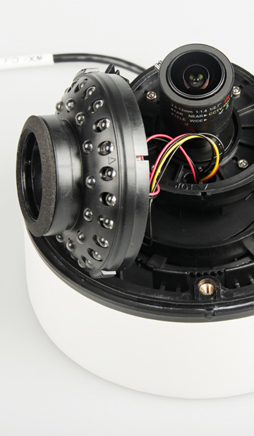 Unifore Poineer Hd Ip Camera Ptz Speed Dome Camera