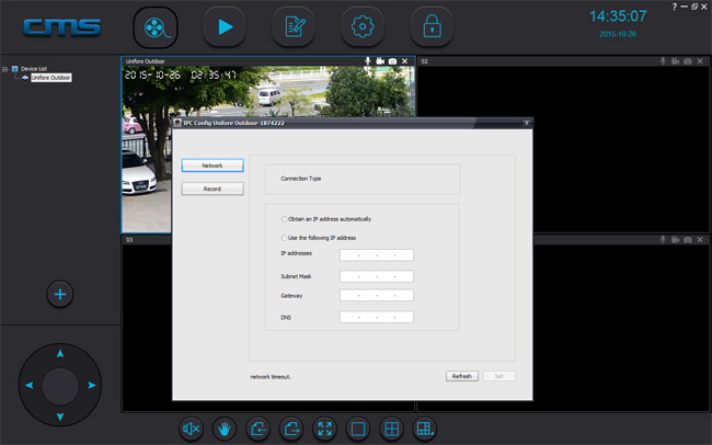 How to use CMSClient software for Smart HD Cameras?