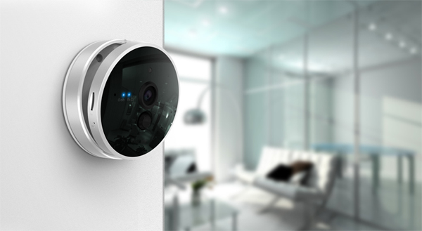 Home Security Camera System Monitor