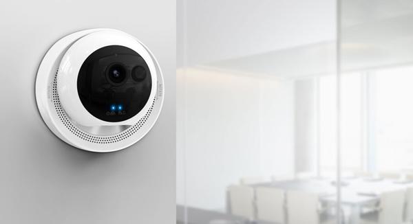 Smart Thermostat IP Camera