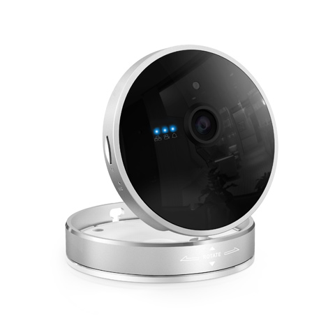 Wifi Surveillance Cube Camera For Home Grocery Shop Office