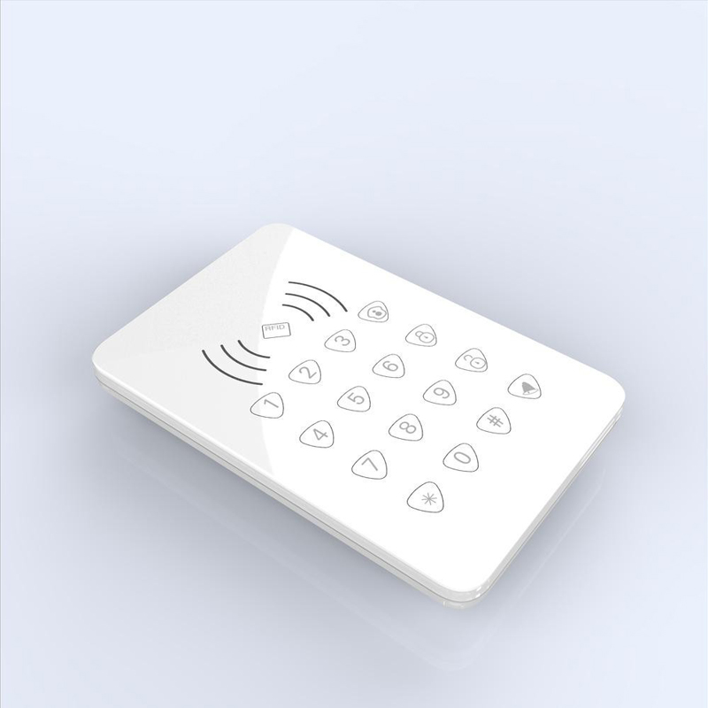 Wireless 433mhz 868mhz Touch Keypad With Rfid