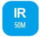 50M IR-Symbol