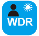 WDR icon