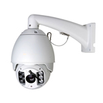 2.0 Megapixel HD IP PTZ Dome Camera