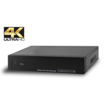 4-channels PoE H.265 NVR