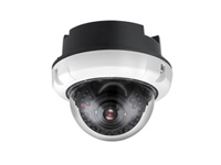 2.0 MP 1080P IP Dome Camera Flush Mount
