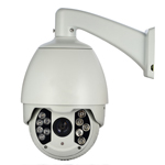 1080P Outdoor PTZ Network Camera 20x Zoom Sony CMOS