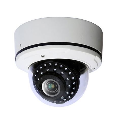 4MP H.265 IP Dome Camera with Night Vision