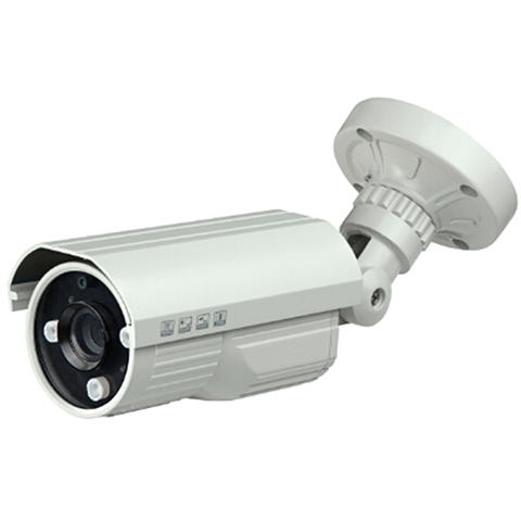 2MP 1080P H.265 WDR IP Camera Motorized Lens