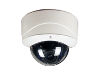 5MP (2560x1920) H.265 Outdoor IP Dome Camera