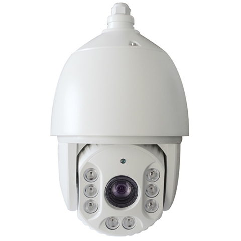 1080p H 265 Ip Ptz Dome Camera Wdr 20x Optical Zoom